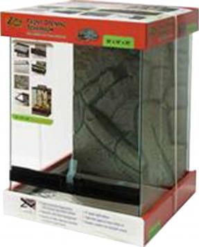 Glass Zilla Front Open Terrarium 18X18X20