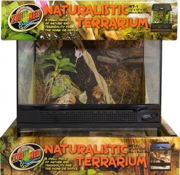 Glass Naturalistic Terrarium Inch 12X12X12