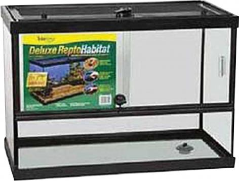 29 Gallon Glass Tetrafauna Deluxe Reptohabitat